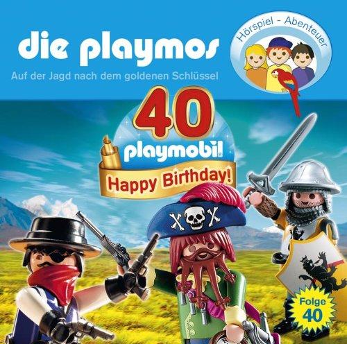 Die Playmos - Auf der Jagd nach dem goldenen Schlüssel, 1 Audio-CD : Auf der Suche nach dem goldenen Schlüssel. - David Bredel