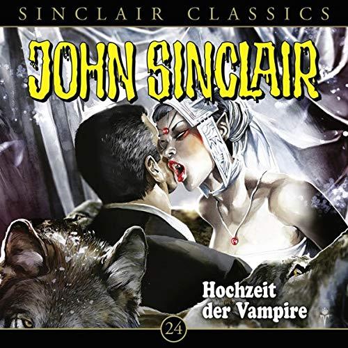 9783785749913: John Sinclair Classics - Folge 24: Hochzeit der Vampire