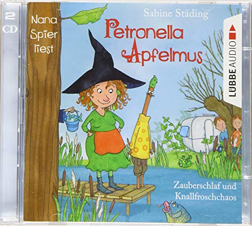 Petronella Apfelmus - Zauberschlaf und Knallfroschchaos, 2: Städing, Sabine /
