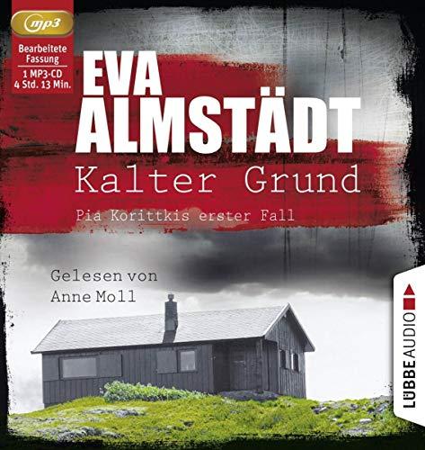 9783785751244: Kalter Grund (1 MP3-CD): Pia Korittkis erster Fall