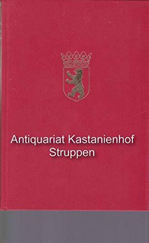 Berliner Baumeister vom Ausgang des achtzehnten Jahrhunderts. Die Bauwerke und Kunstdenkmäler ...