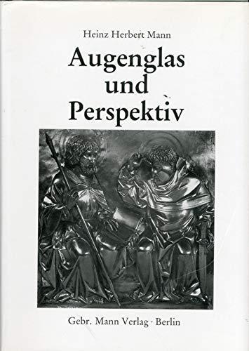 9783786115700: Augenglas Und Perspektiv. Studien Zur Ikonographie Sweier Bildmotive.