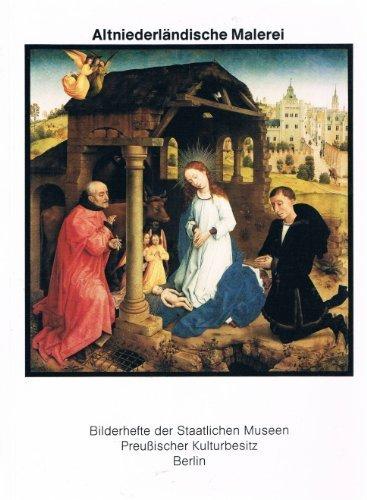 Altniederländische Malerei. Altniederländische Malerei und französische Malerei: Arndt, Karl:
