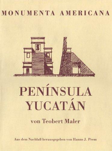 9783786117551: Peninsula Yucatan