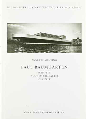 Paul Baumgarten: Annette Menting