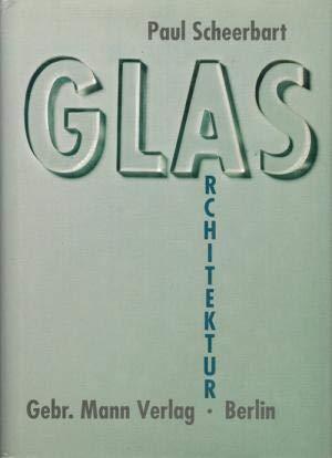 9783786119982: Glasarchitektur