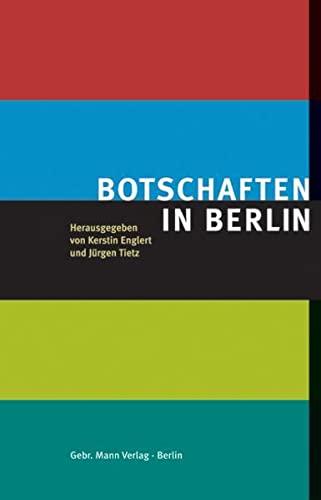 Botschaften in Berlin (Paperback)