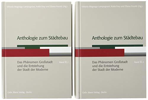 9783786125235: Anthologie zum Städtebau