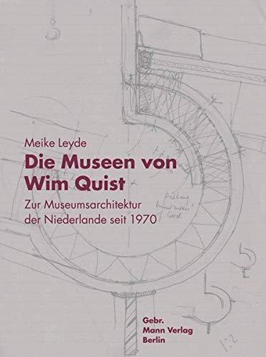 9783786126454: Die Museen von Wim Quist