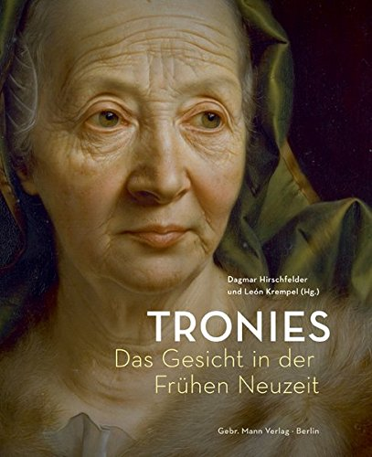 Tronies: Dagmar Hirschfelder