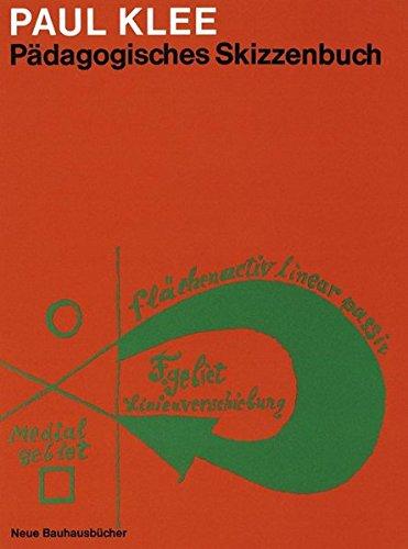 9783786127062: Klee, P: Pädagogisches Skizzenbuch