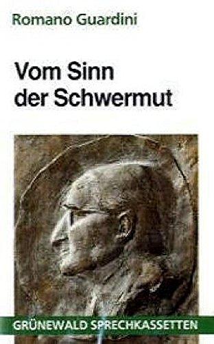 9783786713753: Cassetten (Tonträger), Vom Sinn der Schwermut, 1 Cassette