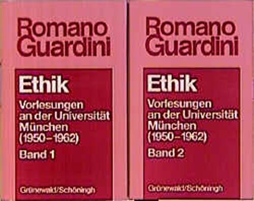 Ethik: Romano Guardini