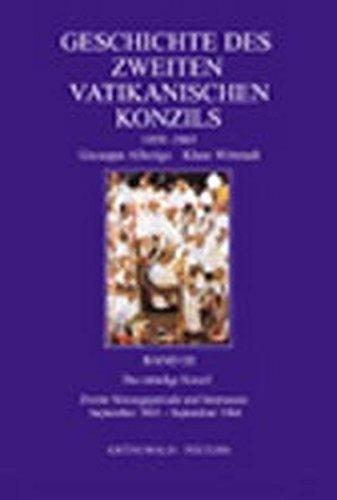 Geschichte Des Zweiten Vatikanischen Konzils (1959-1965): Das Mundige Konzil. Zweite ...