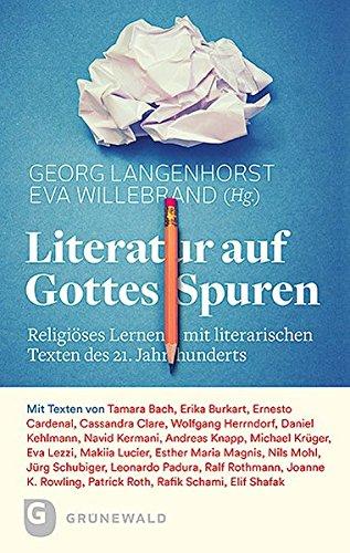 Literatur Auf Gottes Spuren: Georg Langenhorst, Eva