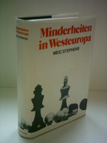 9783786808015: Minderheiten in Westeuropa.