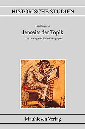 Jenseits der Topik: Lars Hageneier