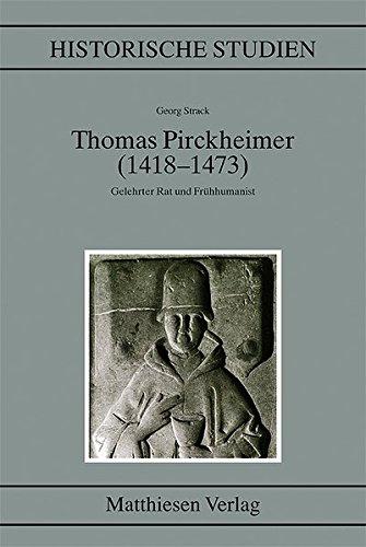 Thomas Pirckheimer (1418-1473): Georg Strack