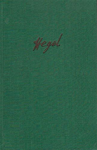 Briefe von und an Hegel 03. 1823-1831: Georg Wilhelm Friedrich Hegel