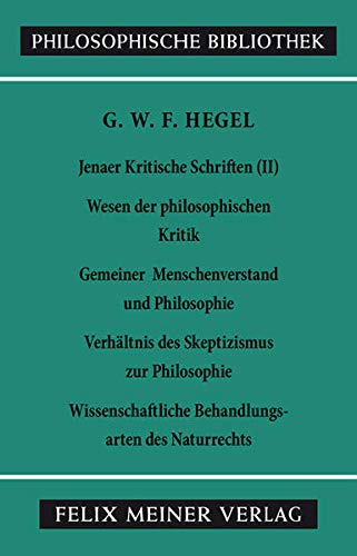 Hegel: Vol 2: Georg Wilhelm Friedrich Hegel