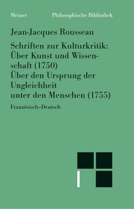 9783787306015: Schriften zur Kulturkritik: