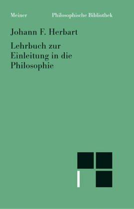 9783787310968: Lehrbuch zur Einleitung in die Philosophie