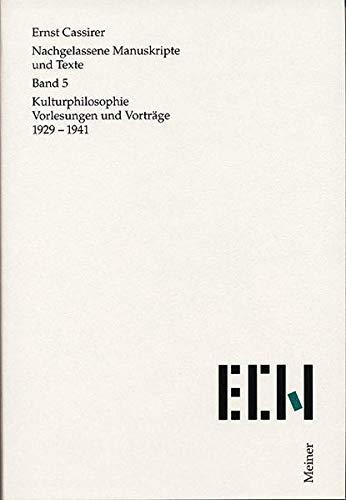 Zur Kulturphilosophie und zum Problem des Ausdrucks: Ernst Cassirer