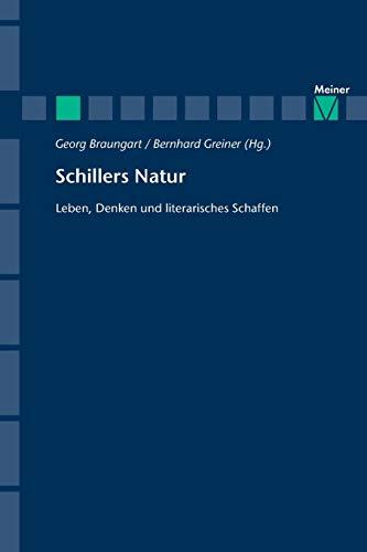 Schillers Natur: Georg Braungart