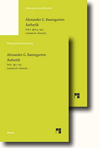 Ästhetik: Alexander Gottlieb Baumgarten
