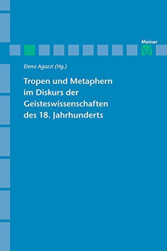 Tropen und Metaphern im Gelehrtendiskurs des 18. Jahrhunderts: Elena Agazzi