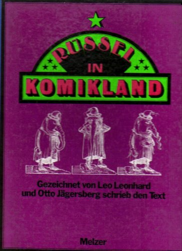 9783787400041: RUSSEL IN KOMIKLAND