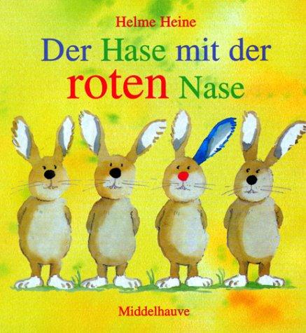 9783787695928: Der Hase mit der roten Nase (Livre en allemand)