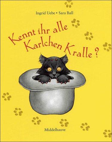 9783787697533: Kennt ihr alle Karlchen Kralle?