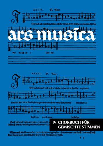 9783787720347: ars musica 4. Chorbuch für gemischte Stimmen. (Lernmaterialien)