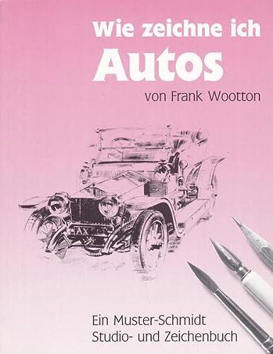 9783788152161: Wie zeichne ich Autos?