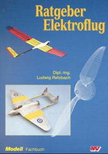9783788326296: Ratgeber Elektroflug.