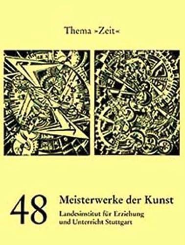Meisterwerke der Kunst / Kunstmappe - Zeit: