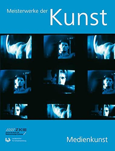9783788392154: Meisterwerke der Kunst - Medienkunst