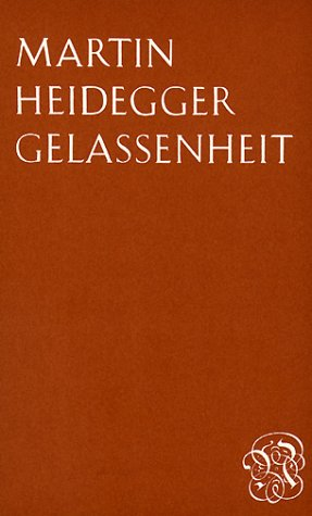 9783788501129: Gelassenheit (German Edition)