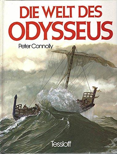 Die Welt des Odysseus Cover