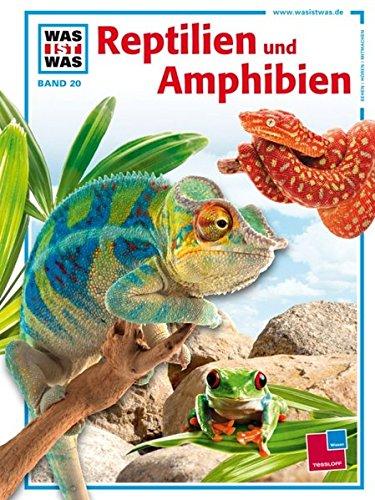 9783788602604: Was ist Was. Reptilien und Amphibien