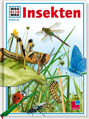 Was ist was, Band 030: Insekten: Rood, Ronald N.
