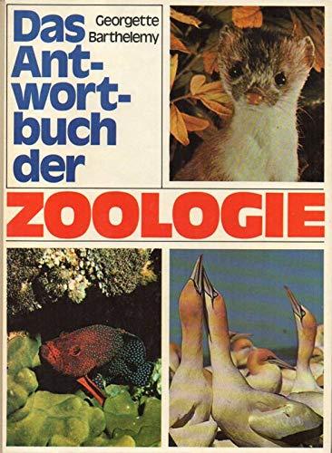 Antwortbuch der Zoologie: Barthelemy, Georgette