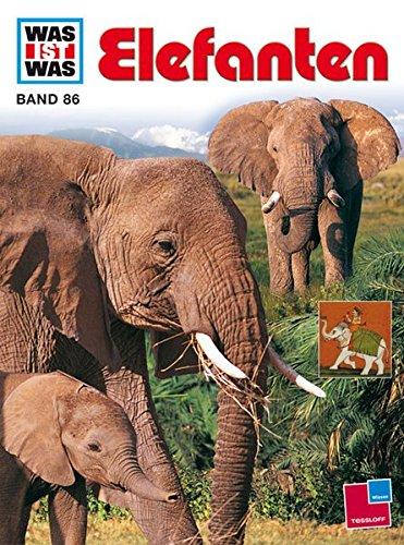 9783788606282: Was ist was. Elefanten