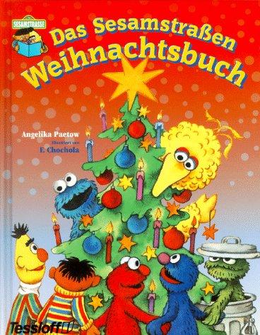 9783788607098: Das Sesamstraßen Weihnachtsbuch.