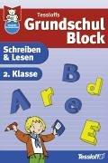 9783788612535: Tessloffs Grundschulblock. Schreiben & Lesen 2. Klasse.