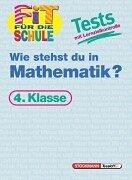 9783788613594: Wie stehst du in Mathematik? 4.Klasse