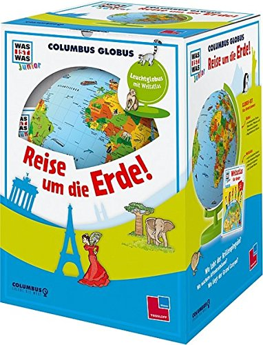 9783788617905: WAS IST WAS Junior Columbus Globus