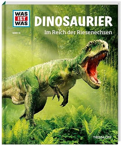 9783788620295: Was ist Was. Dinosaurier. Im Reich der Riesenechsen
