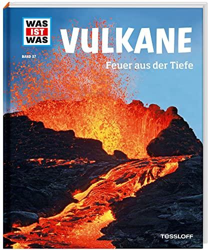9783788620448: Vulkane. Feuer aus der Tiefe